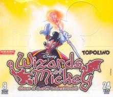 Wizards Of Mickey Disney Buste 24 pz