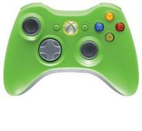 MICROSOFT X360 Controller Wireless Green