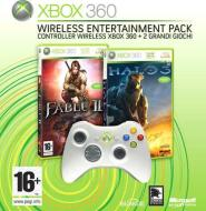 Halo 3 + Fable 2 + Controller Wireless
