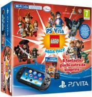 Ps Vita 2000+M.Card 8GB+LEGO Mega Pack