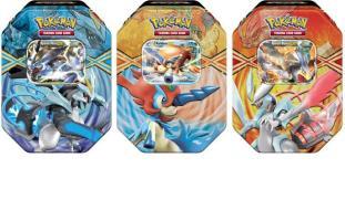 Pokemon - Tin da collezione Potere EX