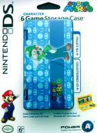 Storage Case (6 Games) All DS