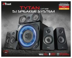 TRUST GXT 658 Tytan 5.1 Speaker Set