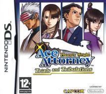 Phoenix Wright - Ace A. Trials & Tribul.
