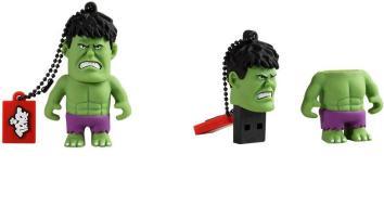 TRIBE USB Key Hulk 16Gb