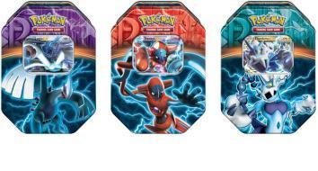 Pokemon TIN da collezione Team Plasma