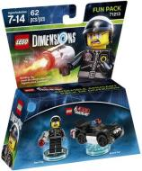 LEGO Dimensions Fun Pack Movie Bad Cop