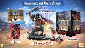 One Piece Pirate Warriors 4 Coll. Ed.