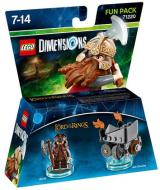 LEGO Dimensions Fun Pack LotR Gimli