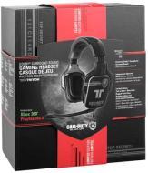 MAD CATZ PS3/X360 Headset COD Black Ops