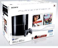 Playstation 3 80 Gb + MirrorE + LittleBP