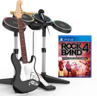 Rock Band 4 Chitarra+Microfono+Batteria