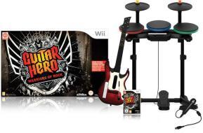 Guitar Hero 6 Warriors of Rock S/Bundle