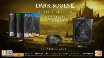 Dark Souls III Apocalypse Ed Day One Ed.