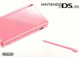 Nintendo DS Lite - Rosa