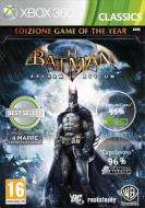 Batman Arkham Asylum GOTY Classics