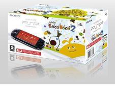 PSP 3004 + Locoroco 2