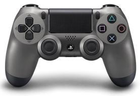 Sony Ctrl Dualshock 4 Steel Black PS4