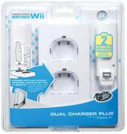 MAD CATZ WII Dual Charger Plus