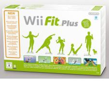 WII Fit Plus Nintendo+Balance Board