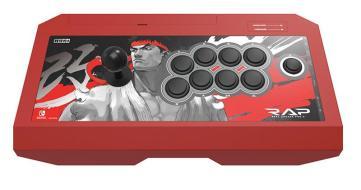 HORI Real Arcade Pro Versione Ryu SWI