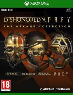 Dishonored and Prey: The Arkane Collect.