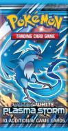 Pokemon B&W Plasma Storm UK busta