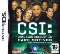 CSI 2: Dark Motives