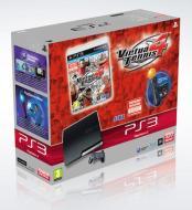 Playstation 3 320 GB+VirtuaT4+Move+PSEye