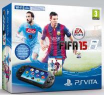 Ps Vita 2000 + Fifa 15