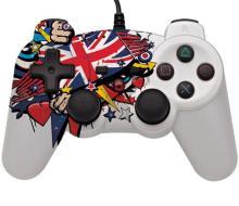 Controller Wrlss Street PS3