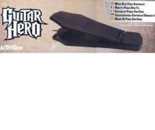 X360 WII PS3 PS2 Guitar Hero Kick Pedal