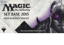 Magic Set Base 2015 Toolkit