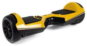 TWO DOTS Glyboard Veloce Lamborg. Yellow