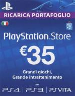 Sony PSN Card 35 Euro PS4 Branded