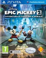 Disney Epic Mickey 2