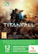 MICROSOFT XBOX Live 12M+1M Titanfall
