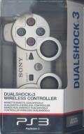 PS3 Sony Controller Dualshock 3 Silver