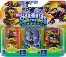 Skylanders Triple Pack D (SF)