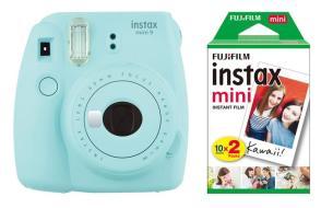FUJIFILM Fotoc.Instax MINI9 ICE+20Shots