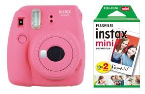 FUJIFILM Fotoc.Instax MINI9 PINK+20Shots