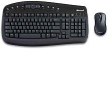 MS Wireless Optic Desktop 1000
