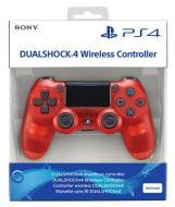 Sony Ctrl Dualshock 4 Red Crystal