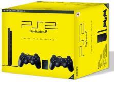 Playstation 2 Slim Starter Pack