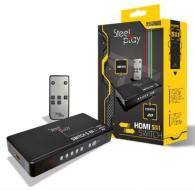 Steelplay HDMI Switch 5 in 1 4K
