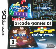 Best Of Arcade Games DS