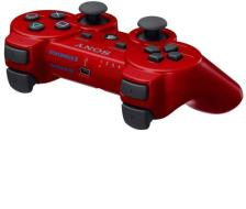 Sony Controller Dualshock 3 Red PS3