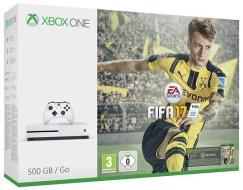 XBOX ONE S 500GB White + FIFA 17