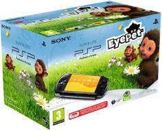 PSP 3000 + Eyepet + Telecamera