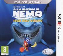 Alla Ricerca di Nemo Fuga nell'Oceano